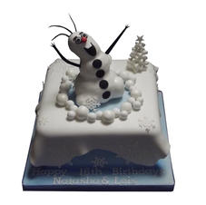 Olaf Cake from £95