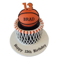 BasketBall Cake from £85