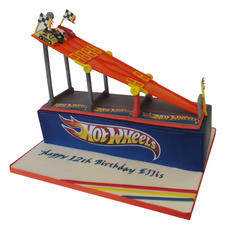 Hot Wheels Cake from £150