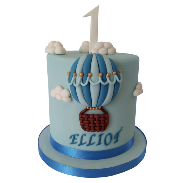 Hot Air Balloon Cake from £85
