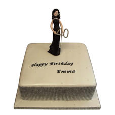 40th Birthday Cake from £150