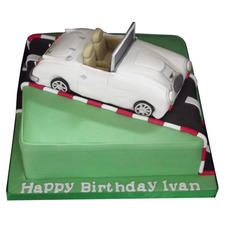 Austin Healey Cake from £175