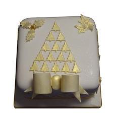 6 Inch Christmas Cake £60