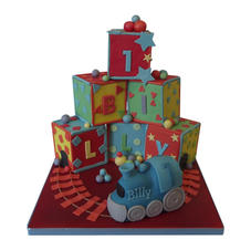 Train Cake from £125