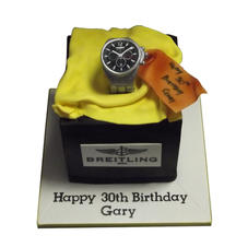 Breitling Watch Cake from £125