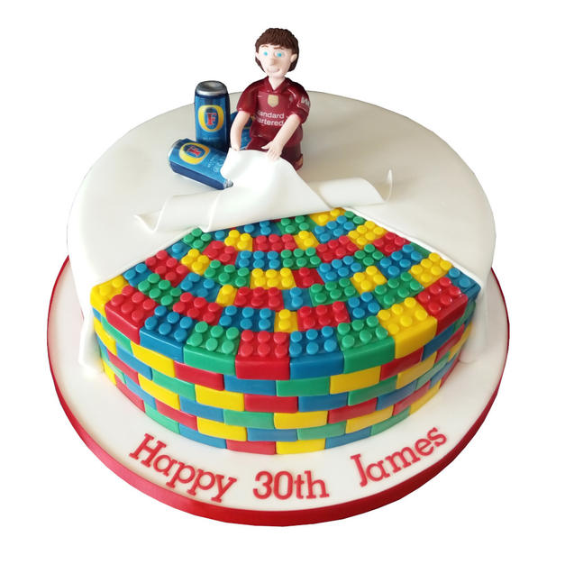 Lego Cake from £125