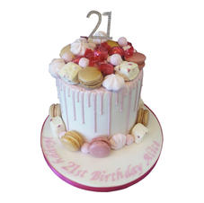 21st Birthday Cake from £85