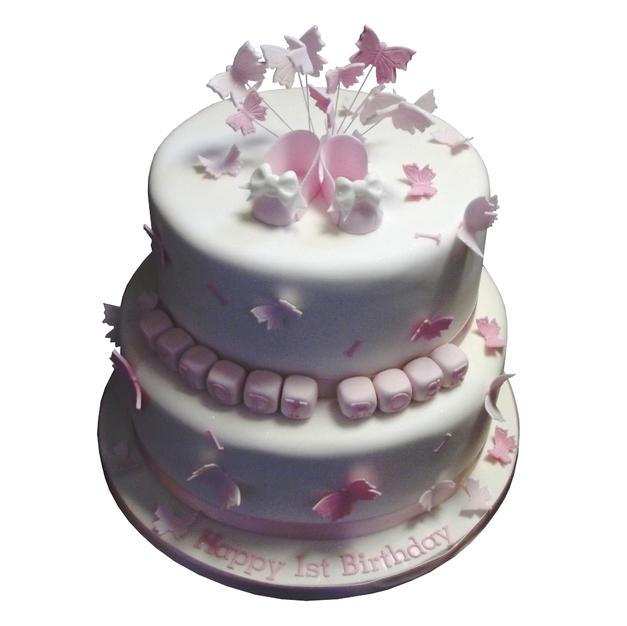 1st Birthday Cake from £110