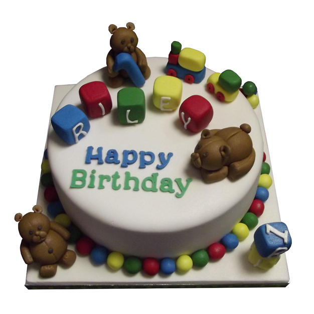 Teddy Bear Cake from £90