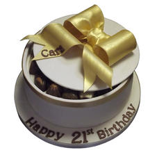 Chocolate Box Cake from £95
