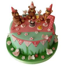 Teddy Bear Picnic Cake from £90