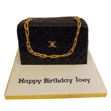 Chanel Handbag Cake from £80