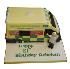 Ambulance Cake & Model from £150