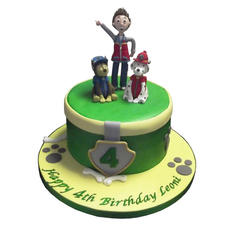 Paws Patrol Cake from £90