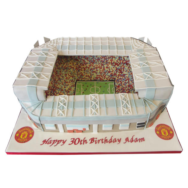 Old Trafford Cake from £350