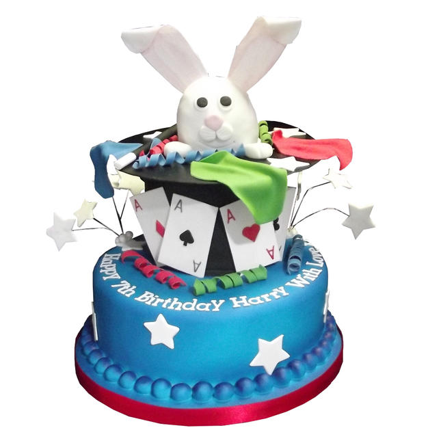 Magician Cake from £125