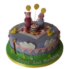 Peppa Pig Picnic from £125