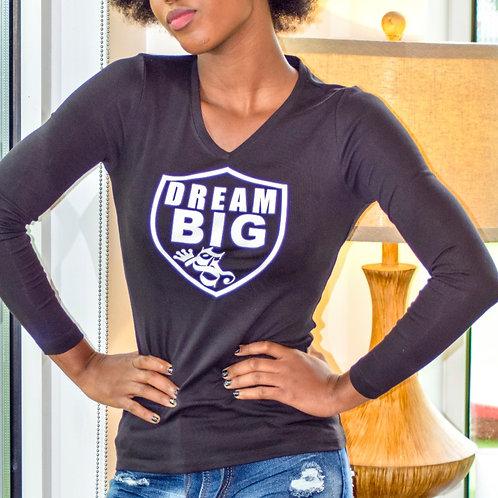 Dream Big Ladies L-Sleeves