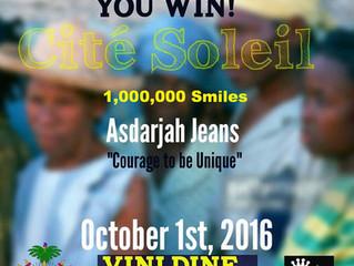 "Asdarjah Jeans Kicks Off Charity Dinner To Honor, Respect Haitian People ""Dream Big 1,000,000 S"