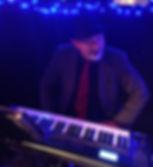 Mr Jones on keys