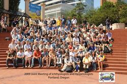2009 SSAR meeting, Portland USA