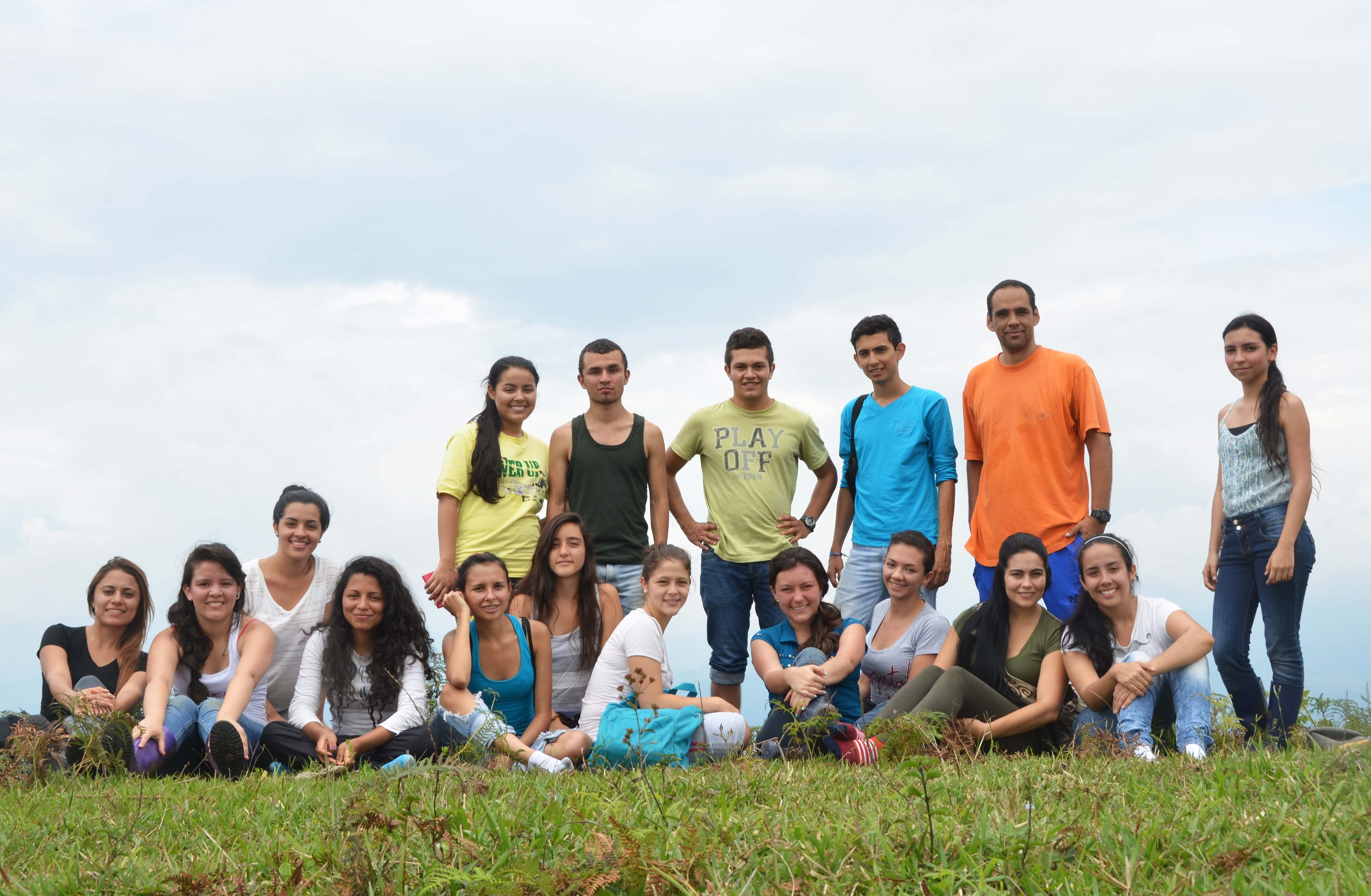 2014-1 UniQuindio Ecología I