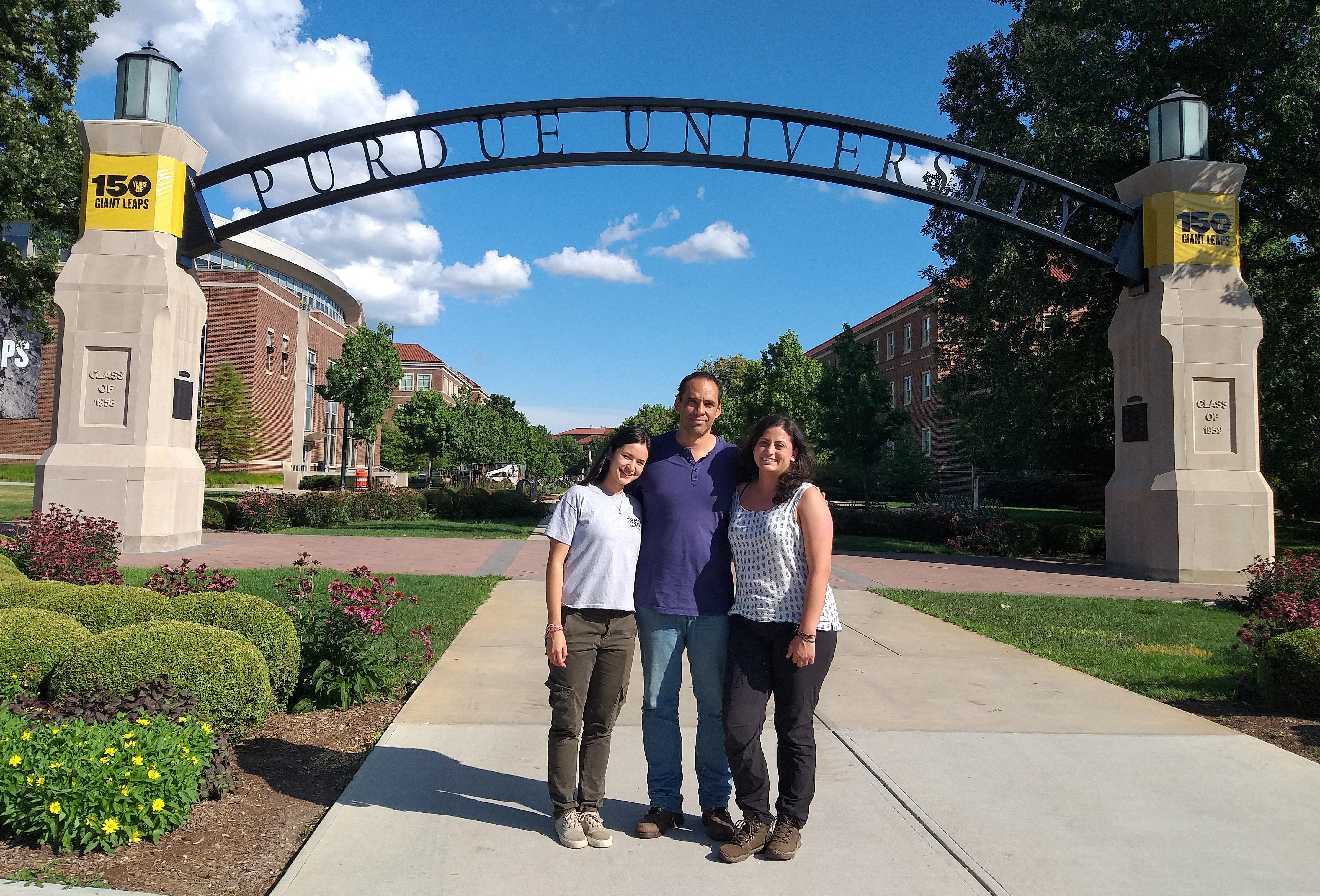 2019 Purdue University, Indiana, USA