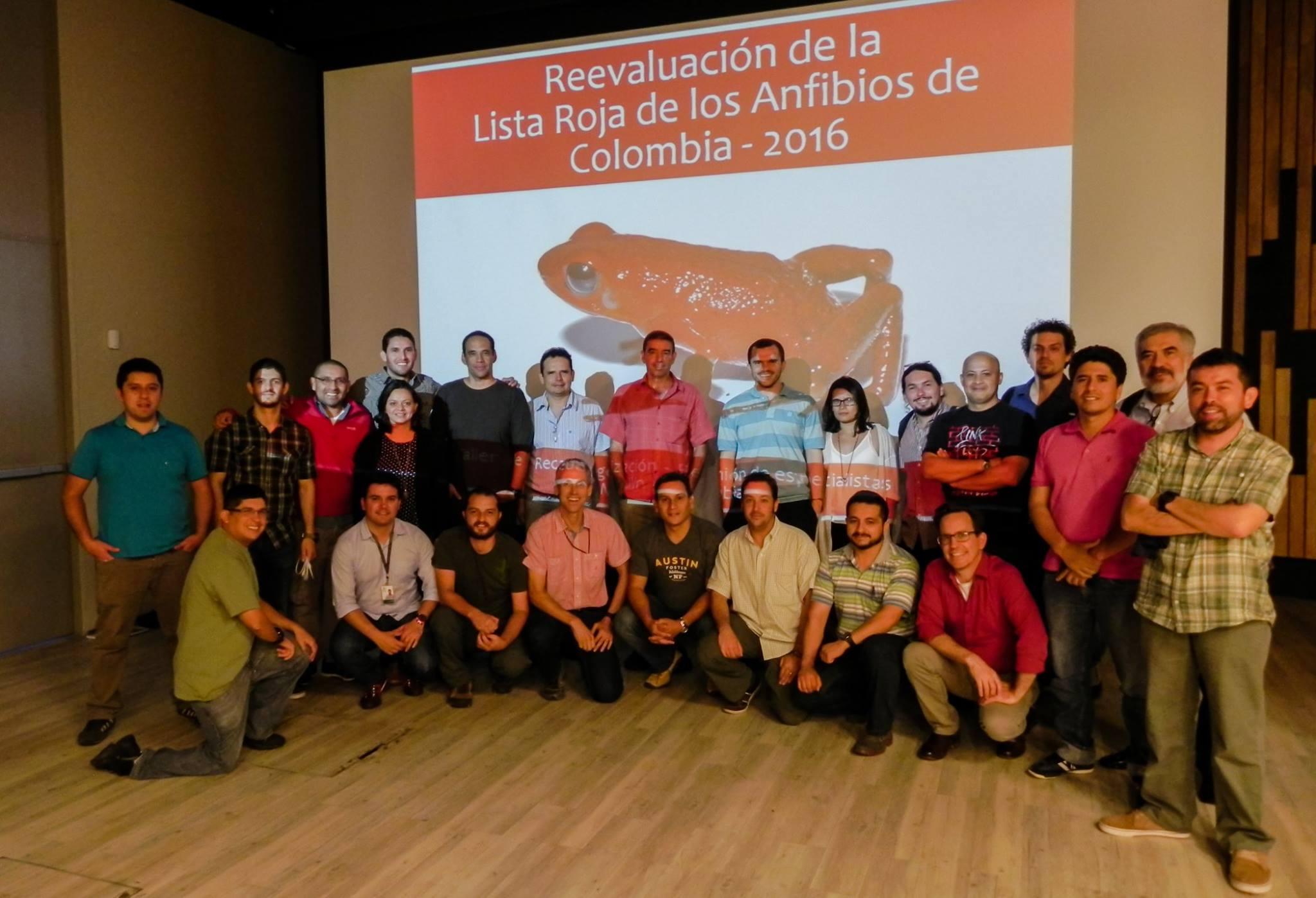 2016 Taller IUCN Medellín