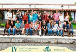 2016 Simposio regional de Biología