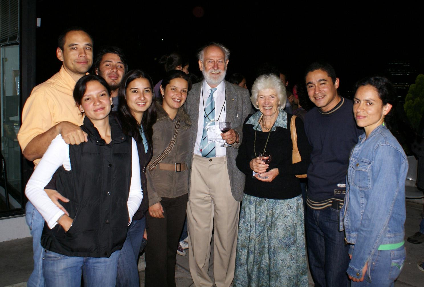 2010 Día Darwin UniAndes