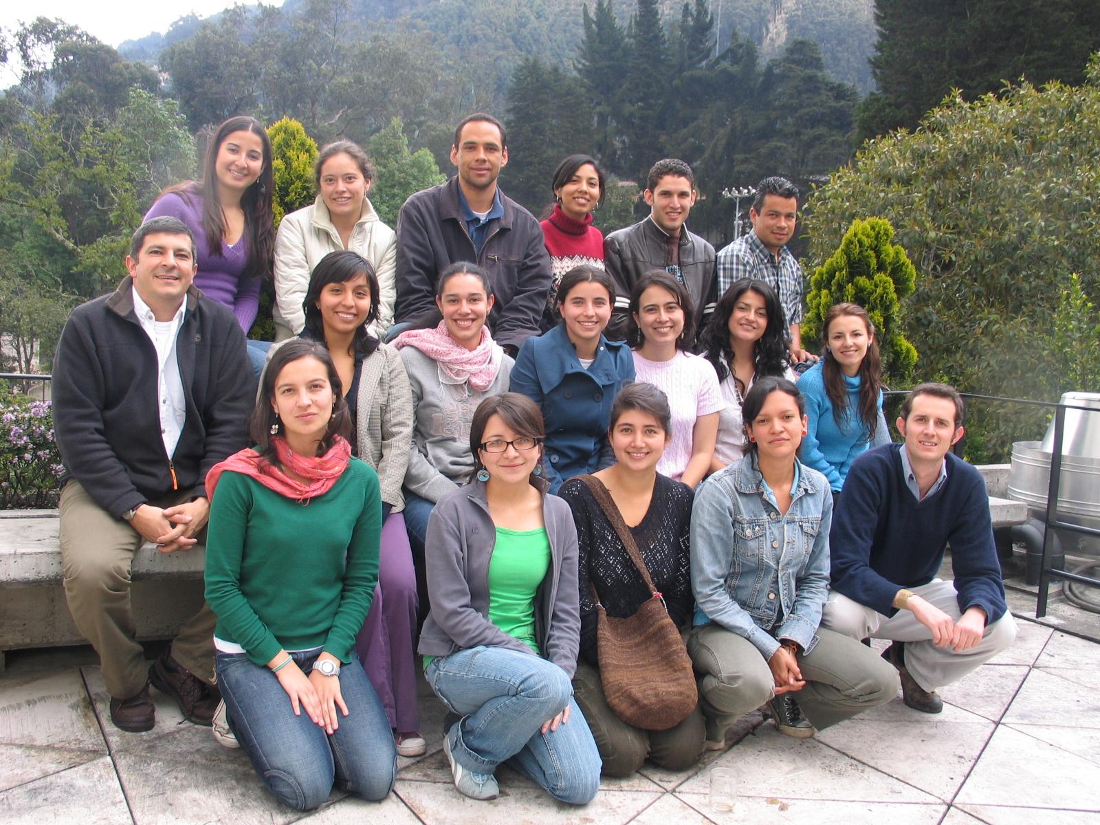 2007-2 UniAndes GECOH