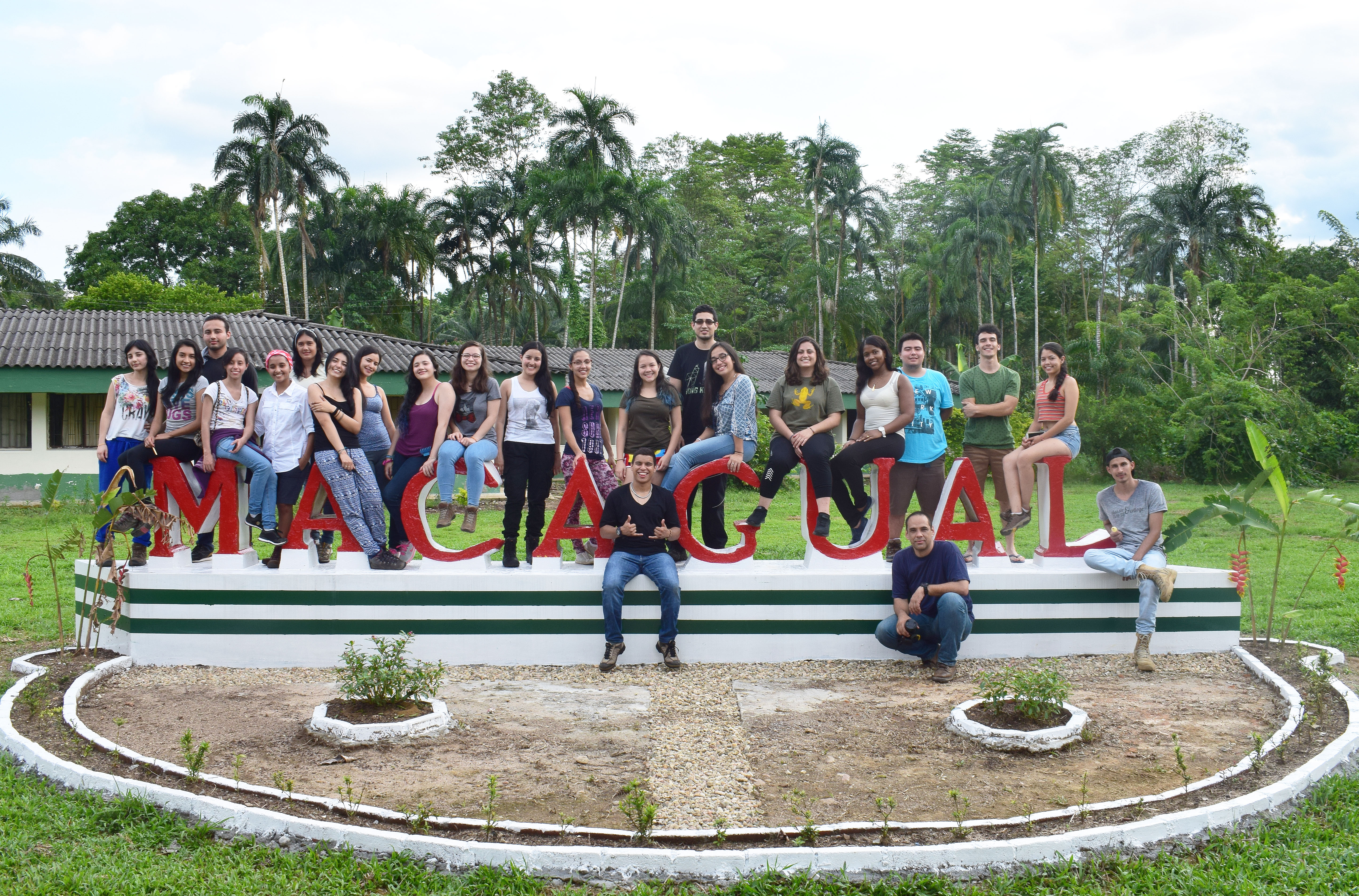 2018-1 Herpetología, Amazonas