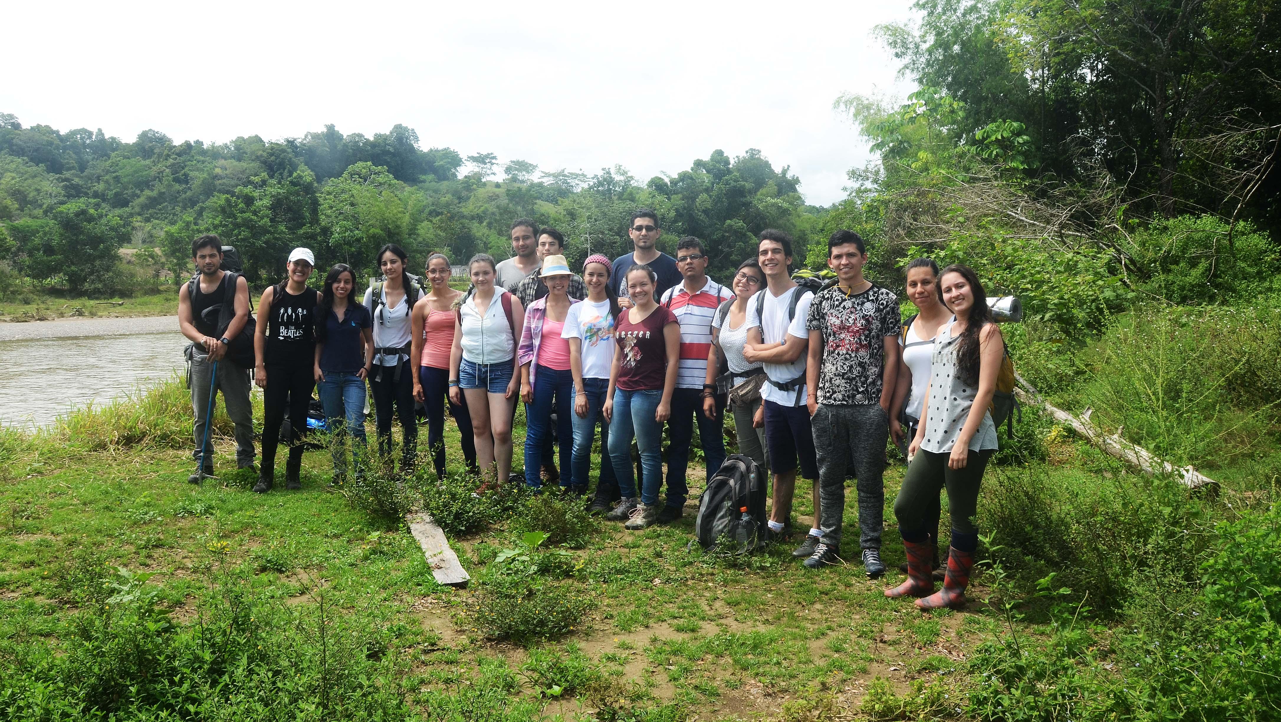 2017 Herpetología Rio Manso