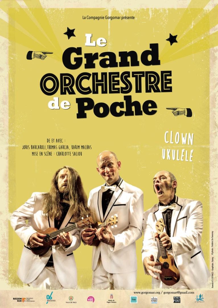 LE GRAND ORCHESTRE DE POCHE
