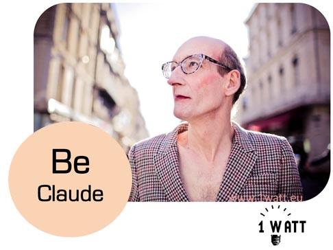 BE CLAUDE