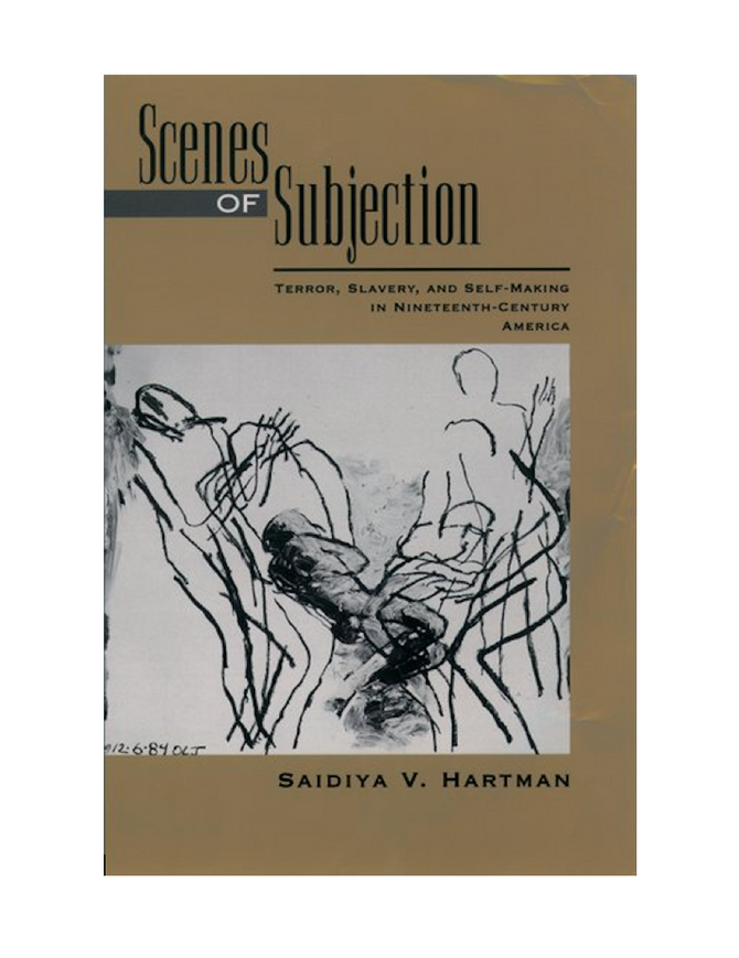 """Scenes at 20"": Theses on Hartman"