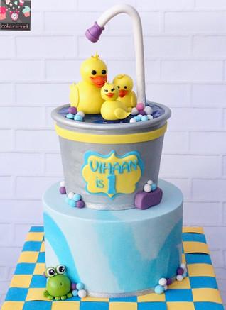 Cake o' clock