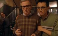 Barney Cheng co-starring opposite Woody Allen in Hollywood Ending