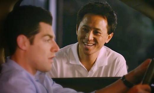"""Barney Cheng in """"New Girl"""""""