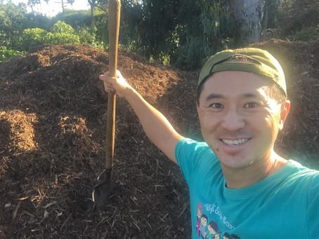It's mulch day again!