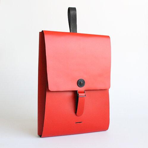 Funda Portafolio Rojo