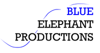 Blue Elephant (Transparent Bkgrnd).png