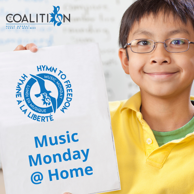Coalition For Music Education - Music Monday