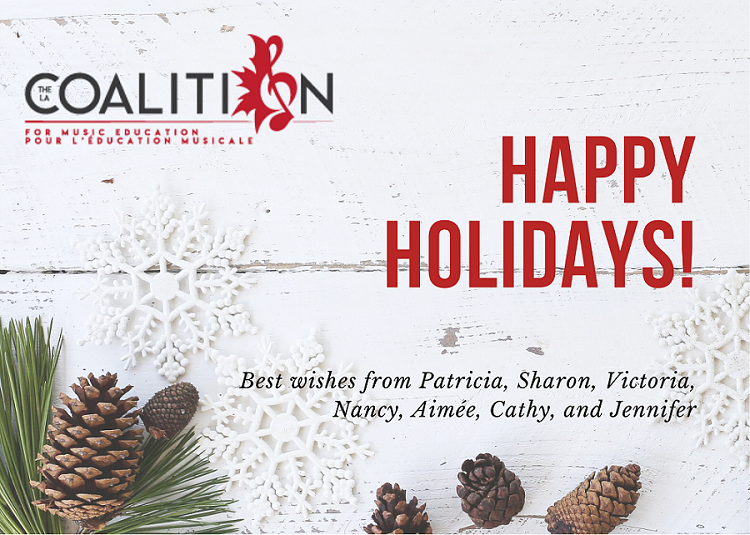Coalition 2019 holiday card