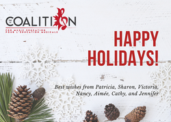 Coalition 2019 holiday card
