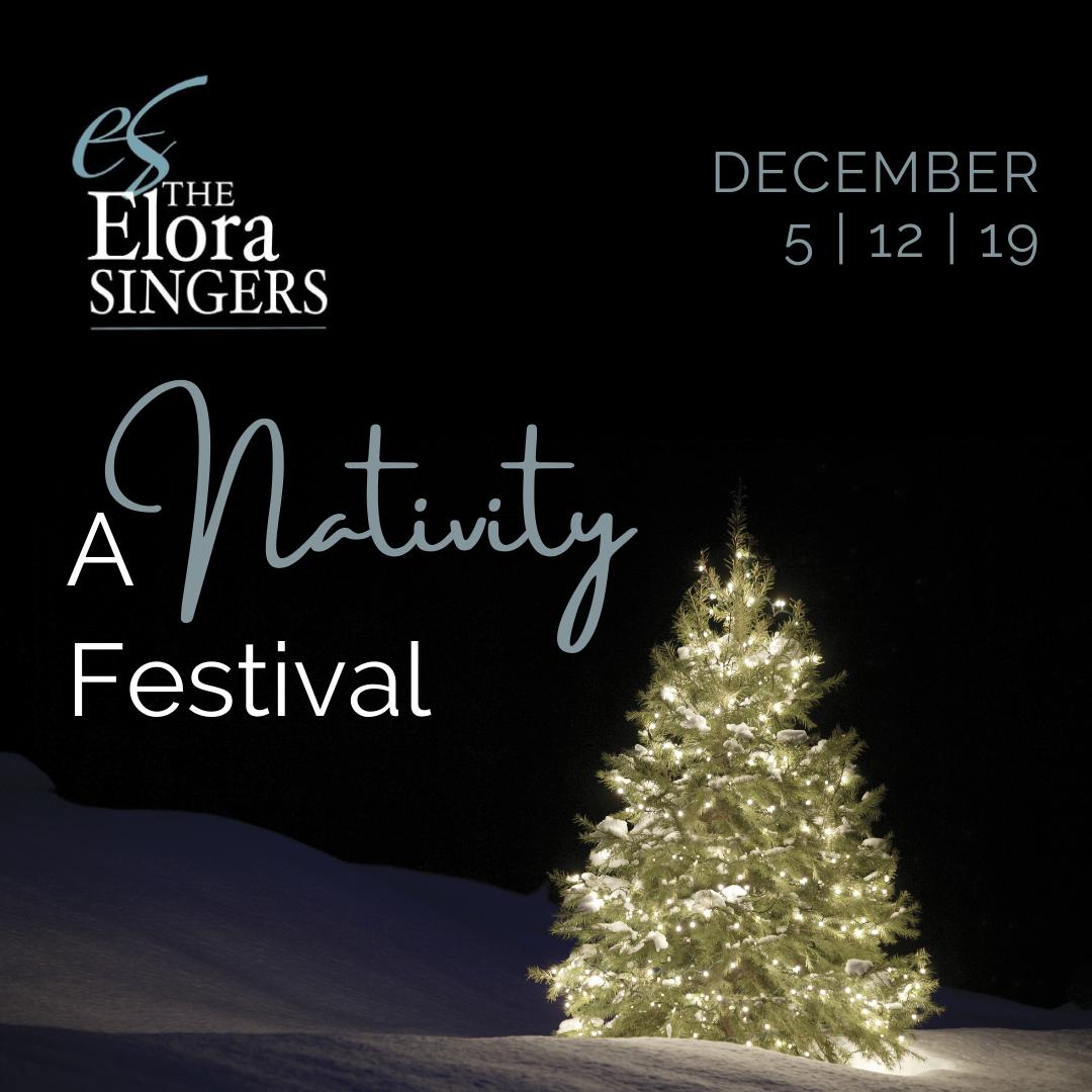 Elora Singers and Elora Festival 2020 -