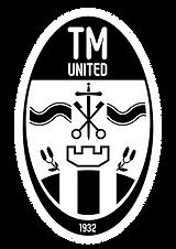TM United - JD B&W white surround on tra