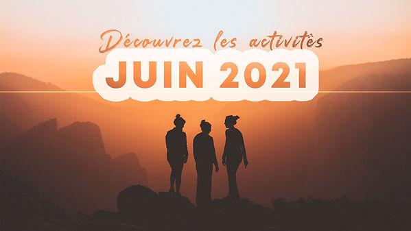 Villa Lise Montpellier Juin 2021 Program