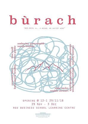 Burach Poster