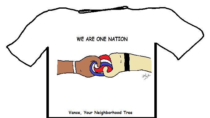 One Nation with Vance, Your Neighborhood Tree
